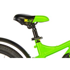 s'cool XXlite 18 Børnecykel alloy grøn